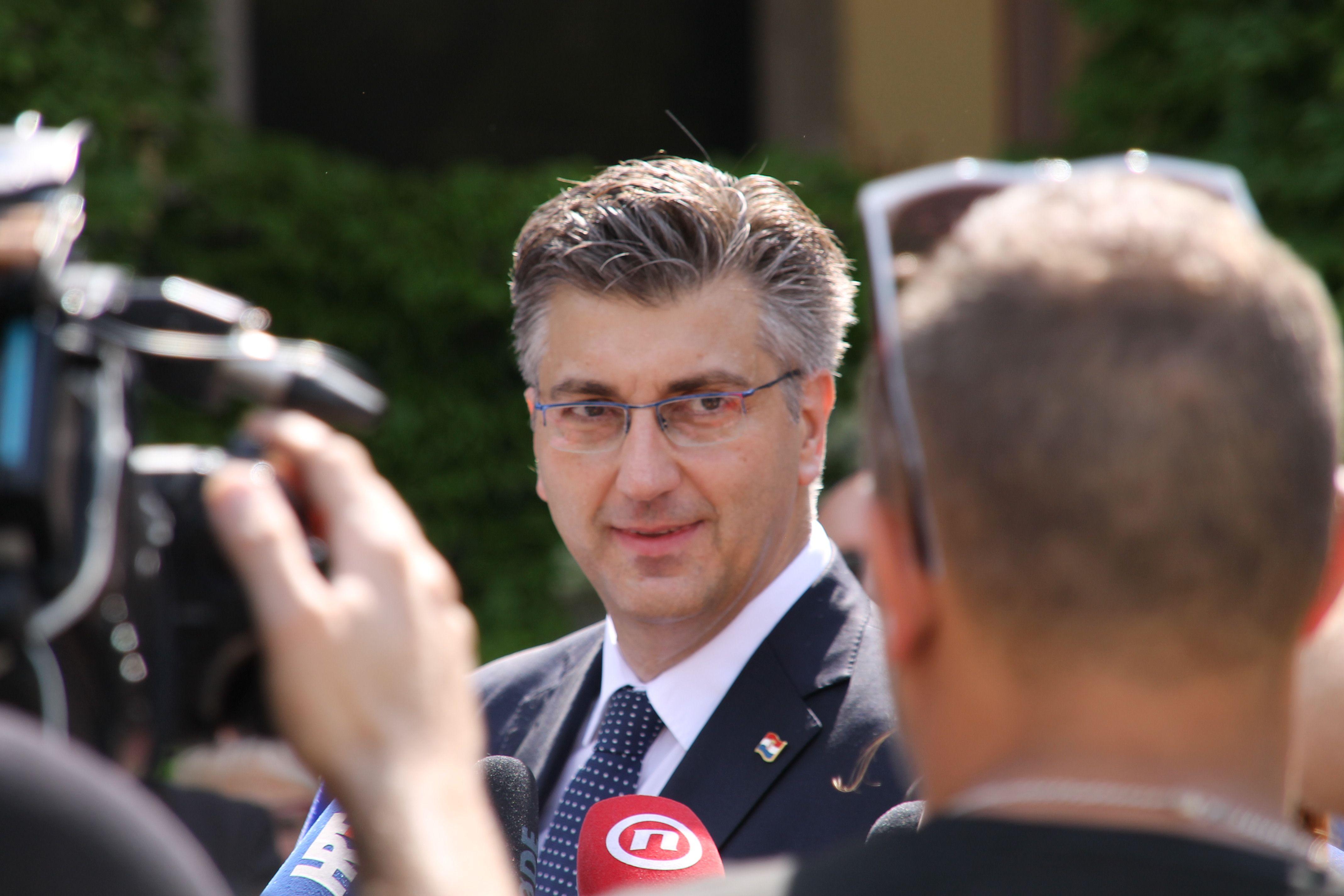 """Plenković: Povjerenstvo je nepotrebno pokrenulo postupak; """"Cijela ova priča je jedna konstrukcija i jedini cilj da učini političku i medijsku štetu"""""""