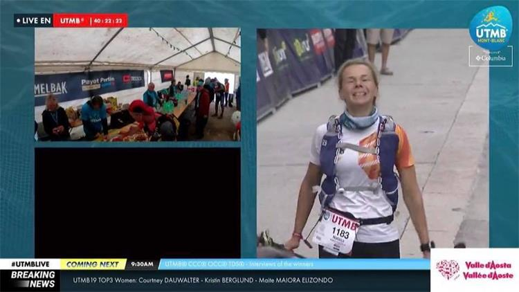 """ŽENA JE ZMAJ: Hrvatska policajka istrčala jednu od najtežih i najsurovijih utrka na svijetu """"Ultra trail du Mont Blanc"""" i nakon 40 sati i 22 minute ušla u cilj"""