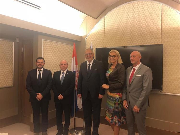 Božinović s izraelskim dužnosnicima razgovarao i o jačanju gospodarske suradnje