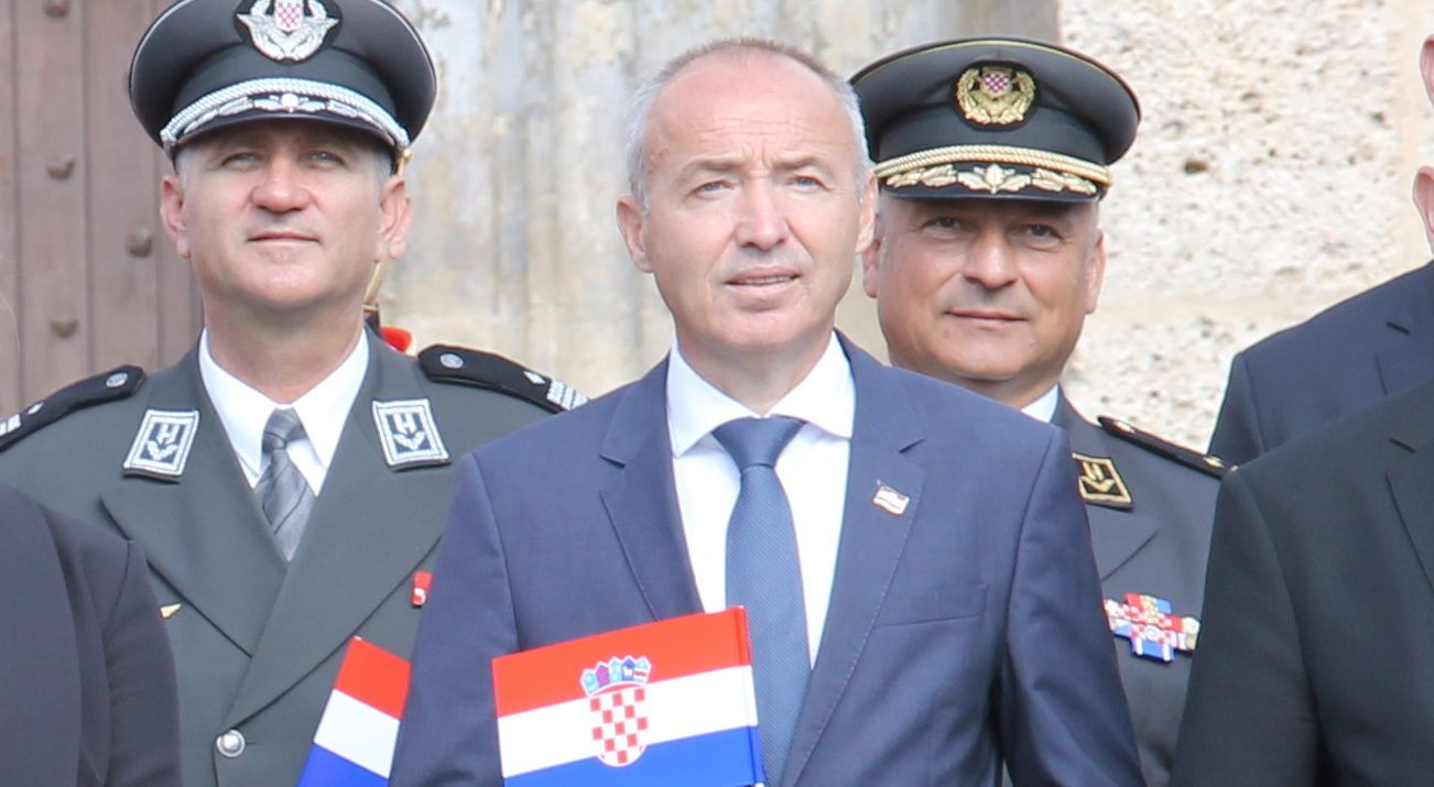 Krstičević: Branitelji su zaslužni što danas živimo u slobodnoj i neovisnoj Hrvatskoj