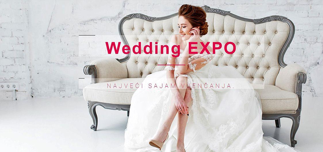 Planirate li vjenčanje, svakako posjetite 15. Wedding EXPO!