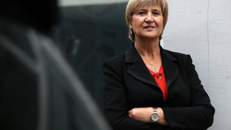 """Konzervativizam nije nazadnjaštvo, poručila je hrvatska europarlamentarka Ruža Tomašić na konferenciji """"Building a shared future"""""""