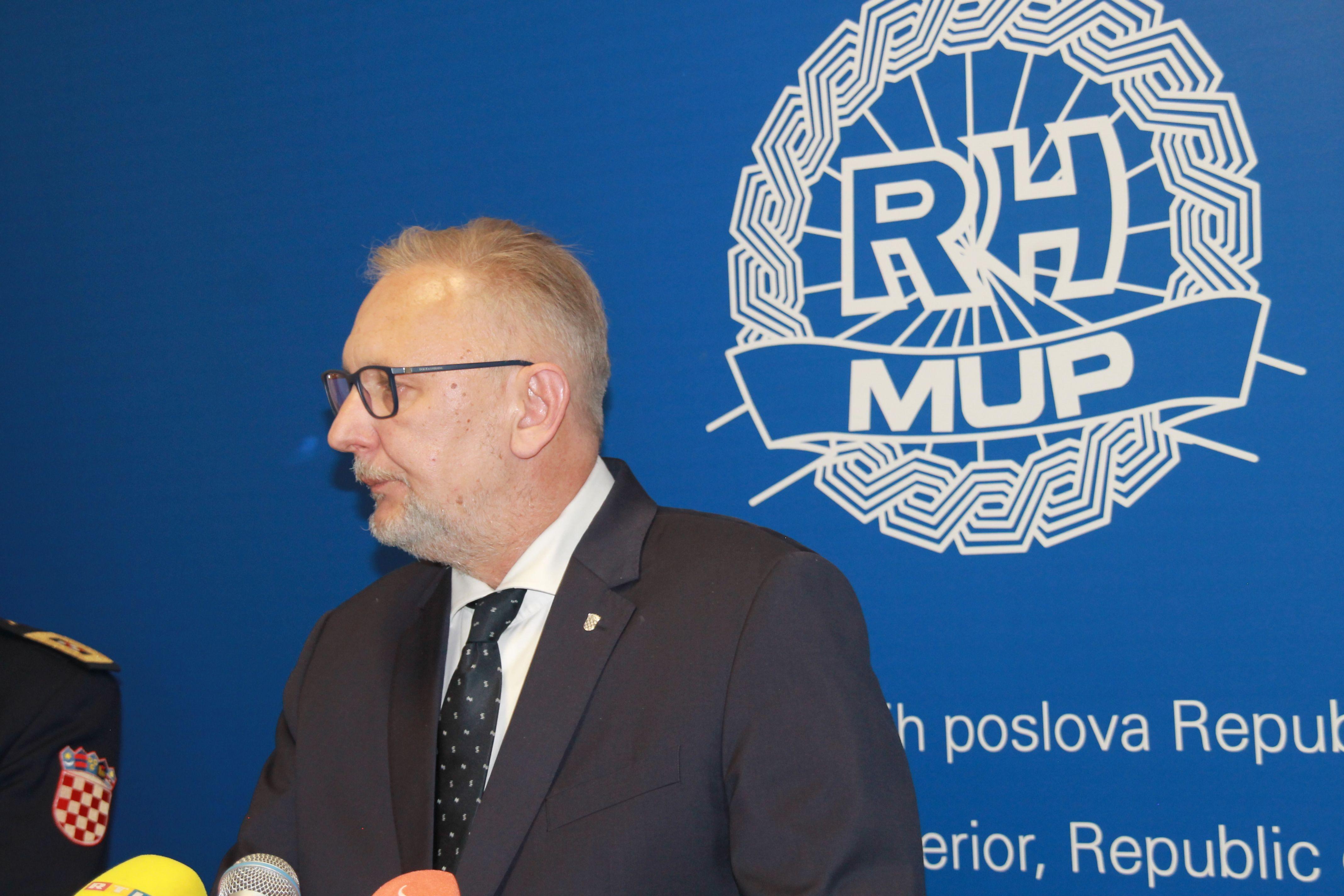 Božinović: Stožer za sigurnost u turističkoj sezoni odlično funkcionira