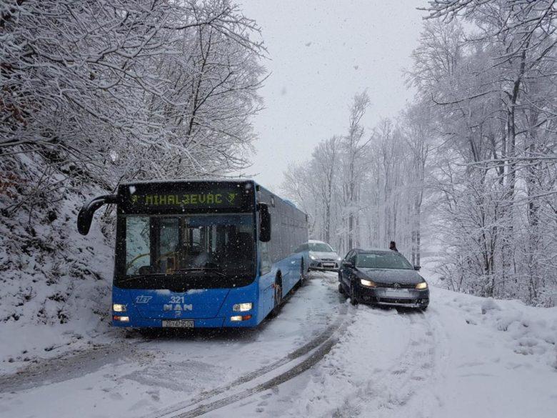 Posebna regulacija prometa za Snježnu kraljicu, od 1. do 5. siječnja