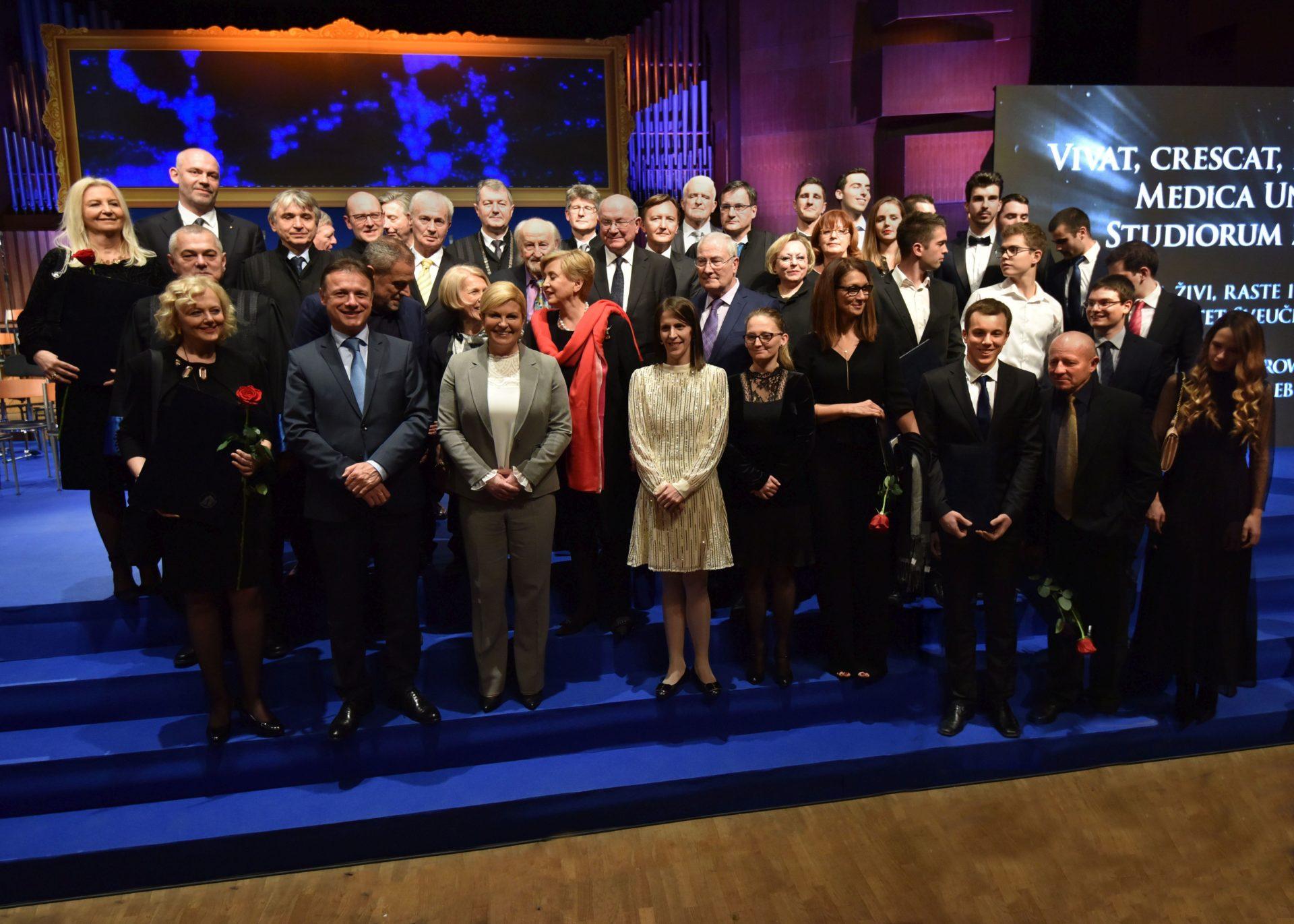 Obilježena 100. obljetnica Medicinskog fakulteta Sveučilišta u Zagrebu