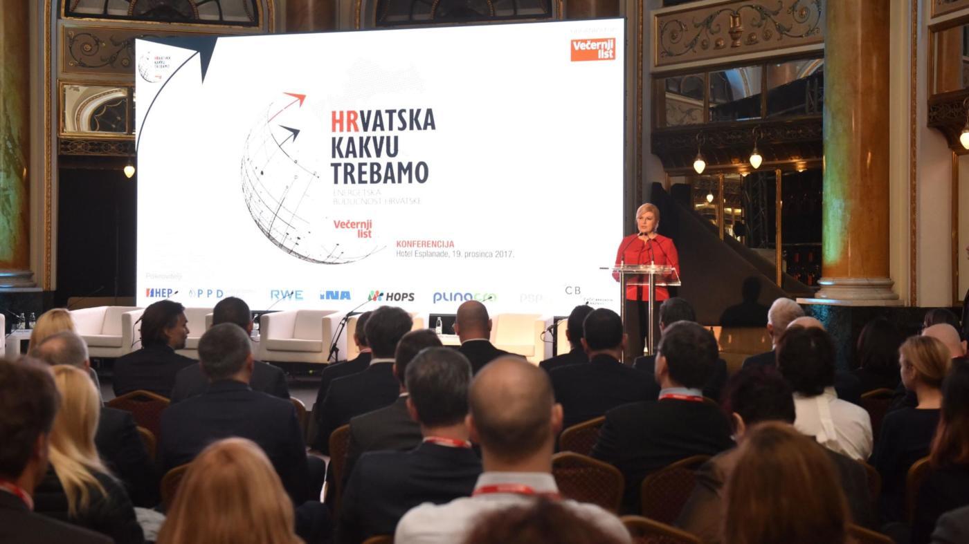 Hrvatska kakvu trebamo – energetska budućnost Hrvatske
