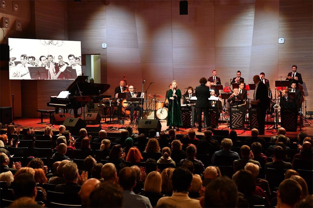 Jazz orkestar HRT-a svečanim koncertom obilježio 70. jubilej