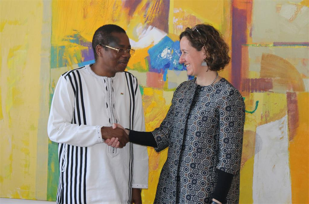Ministrica kulture primila veleposlanike Mongolije i Burkine Faso