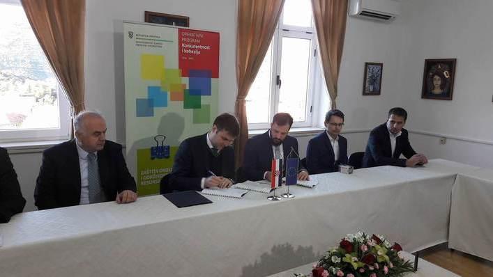 Gradu Pločama 4,3 milijuna kuna bespovratnih EU sredstava za izgradnju reciklažnog dvorišta