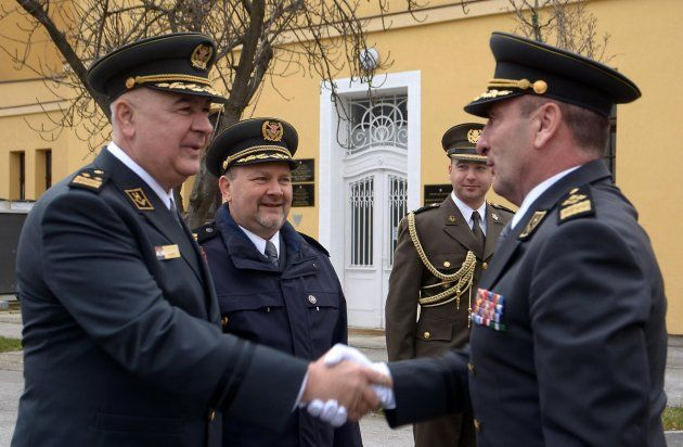 General Pađen novi zapovjednik HVU-a