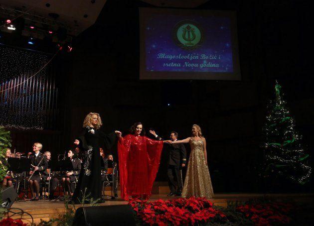 Održan tradicionalni božićni koncert u Lisinskom