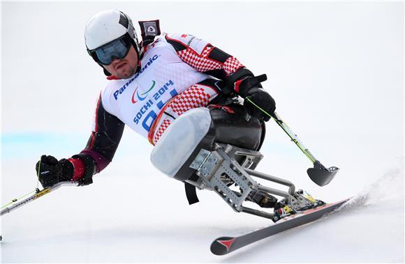 Na Sljemenu prvi put slalom Svjetskog kupa za skijaše s invaliditetom