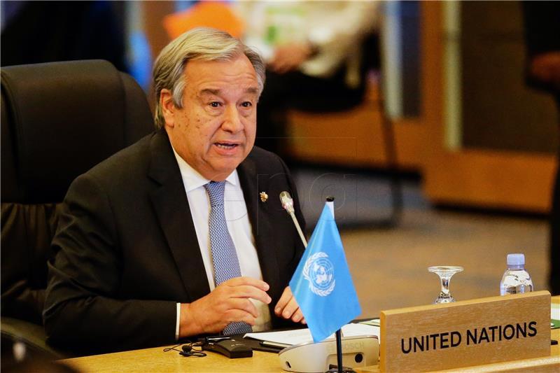 Glavni tajnik UN-a poslao poruku upozorenja svijetu