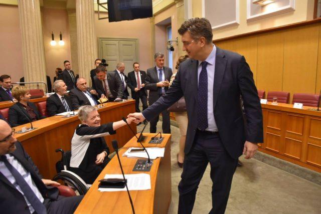Plenković : Nastavlja se proces dokapitalizacije Petrokemije, ključno je pronaći dugoročno i održivo rješenje