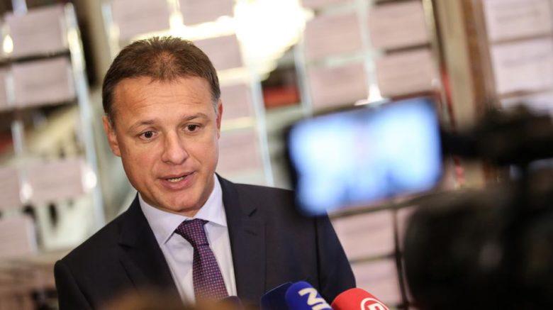 Predsjednik Hrvatskoga sabora Gordan Jandroković čestitao Božić pravoslavnim vjernicima