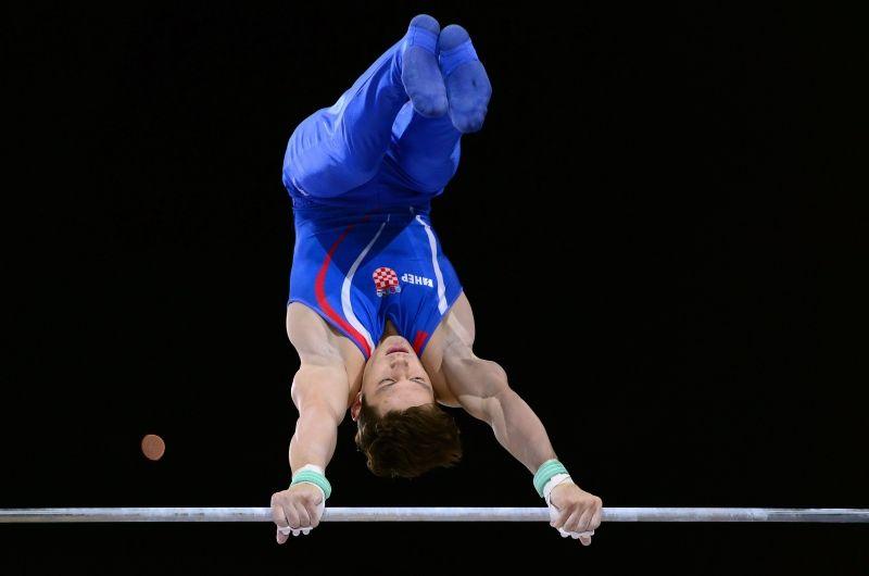 Borba za titulu gimnastičara Europe,Tin Srbić nominiran u dvije kategorije