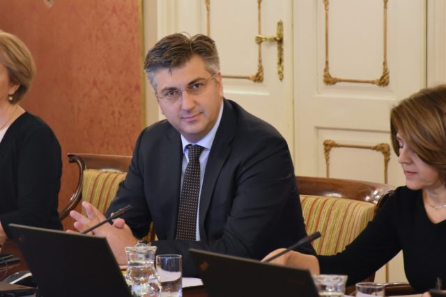 Plenković : Poruka Fitcha je ohrabrujuća, vjerujem da će i druge agencije jednako valorizirati postignuća