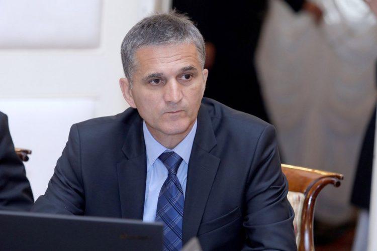 """Ministar Goran Marić poslao poruku potpore Krstuloviću Opari: """"DOSTOJAN ZA POVRATAK U SVOJ SPLIT"""""""