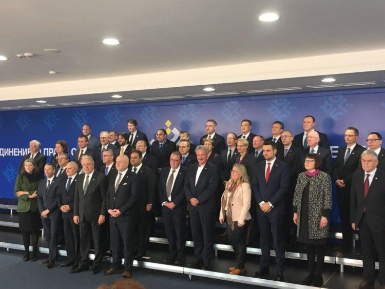 Božinović na sastanku ministara u bugarskom predsjedanju Vijećem EU