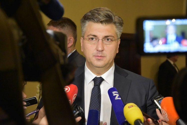 Plenković: Realizacijom LNG terminala, Hrvatska bi imala znatno važniju ulogu u energetskoj politici Europe