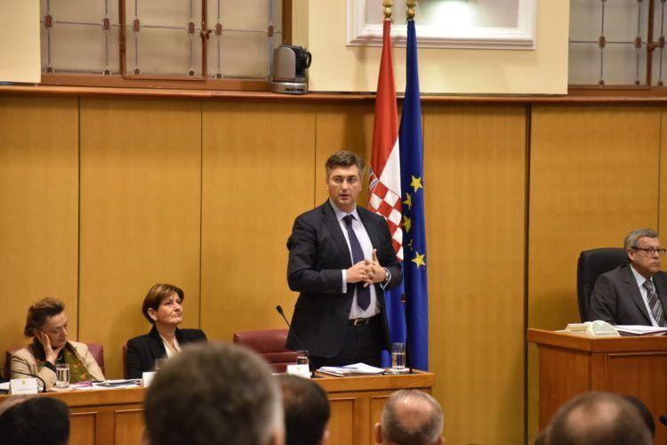 Plenković o Uljaniku: Mišljenje EK očekujem u najskorijem roku