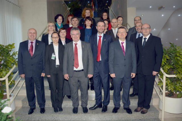 Velika Britanija i Hrvatska zatvorile zajednički twinning projekt