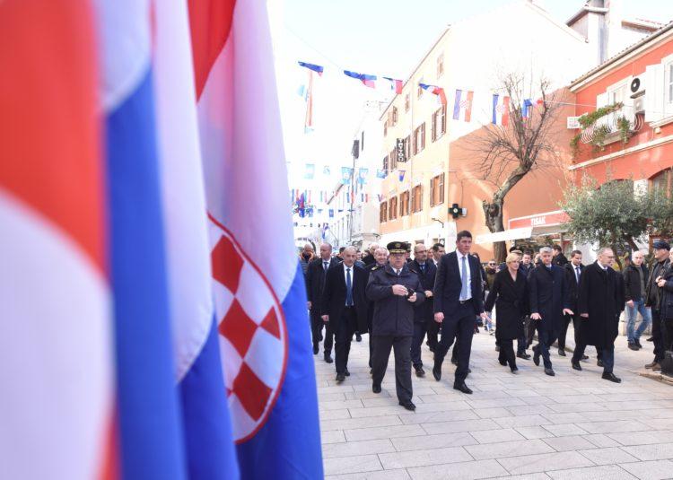 """Svečano obilježena 25.obljetnica Vojno-redarstvene operacije """"Maslenica '93"""""""