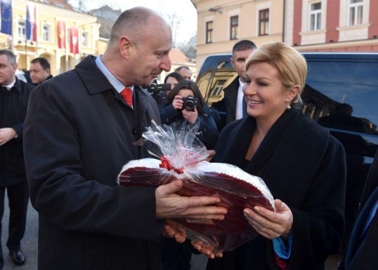 Predsjednica Republike Kolinda Grabar Kitarović otvorila Ured u Krapinsko-zagorskoj županiji