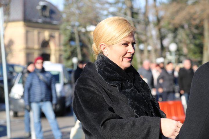 Predsjednica Grabar Kitarović seli ured tri dana u Krapinsko-zagorsku županiju