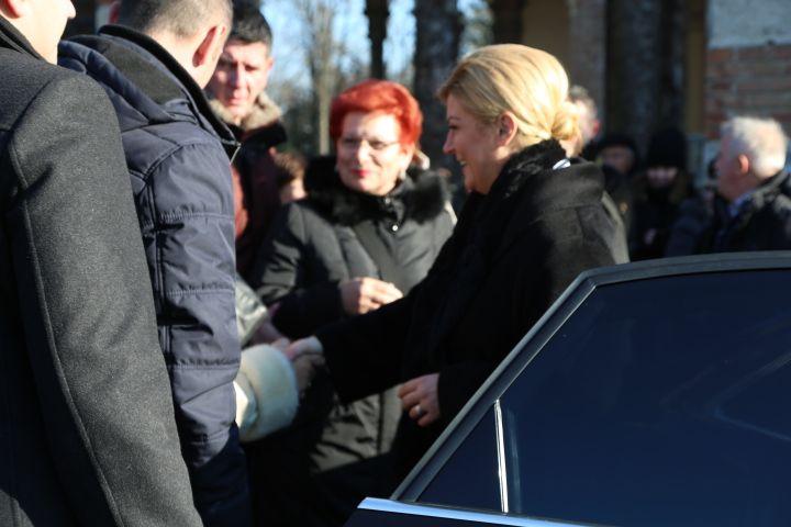 Predsjednica Republike Kolinda Grabar-Kitarović primila vjerodajnice novih veleposlanika