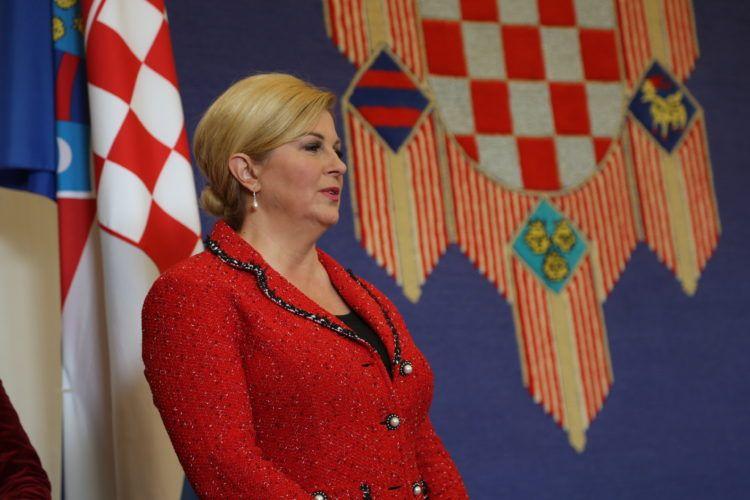 Predsjednica Kolinda Grabar Kitarović u radnom posjetu Republici Sloveniji