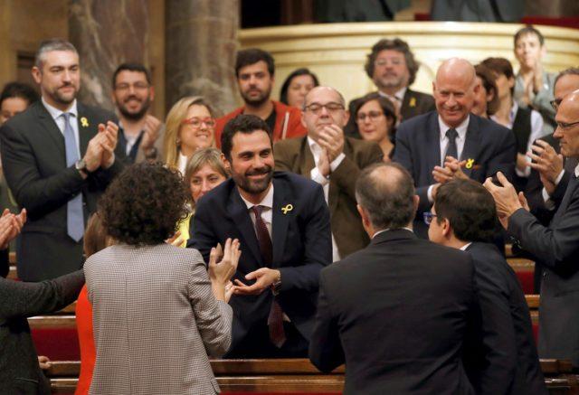 MADRID- Pobornik nezavisnosti imenovan predsjednikom parlamenta Katalonije