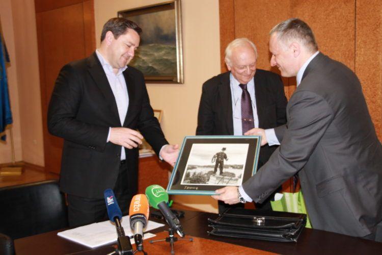 Predsjednik Gradske skupštine Mikulić održao tradicionalno primanje građana