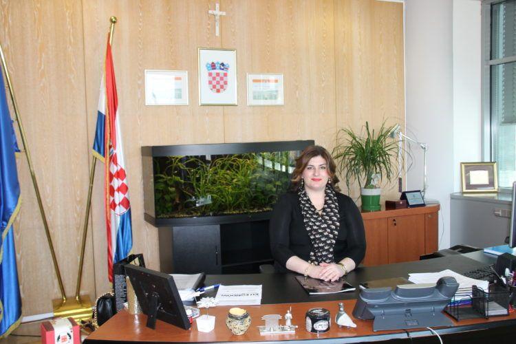 """Ministrica Gabrijela Žalac : """"Treba otvoreno reći – imamo problema i moramo zajednički ubrzati povlačenje novca iz EU"""""""