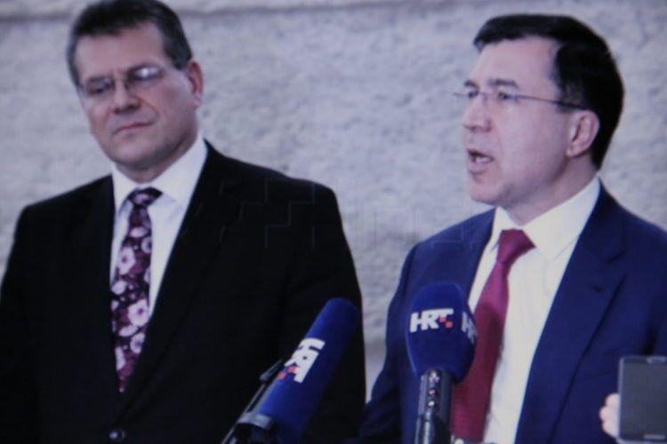 Domagoj Ivan Milošević: Hrvatska snažno podupire europsku energetsku uniju