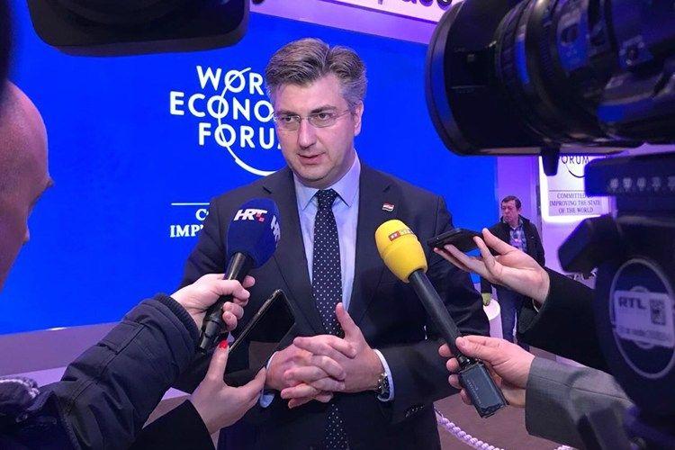 Plenković : Moramo voditi računa o socijalnom aspektu i svim posljedicama globalizacije i integracije