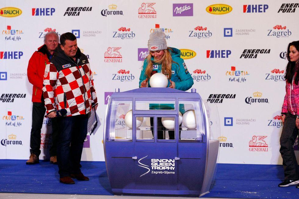 Snježna kraljica – Evo tko otvara spektakularnu utrku na Sljemenu!