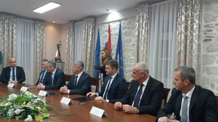 Potpisani ugovori o dodjeli EU sredstava za realizaciju 397 mil. kuna vrijednog projekta aglomeracije Nin-Privlaka-Vrsi