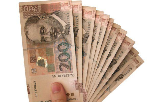 Plaće u Hrvatskoj i dalje rastu