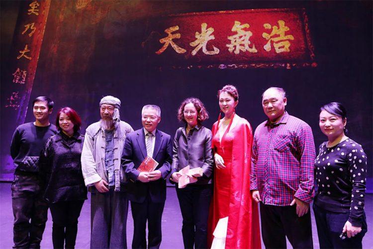 Održana proslava kineske Nove godine u zagrebačkom Hrvatskom narodnom kazalištu