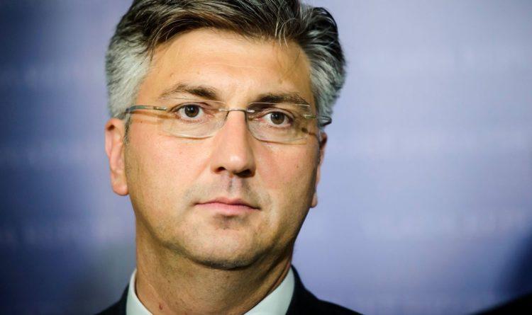 Plenković : Marijan Hanžeković bio je uspješni odvjetnik, predan sportski i politički djelatnik