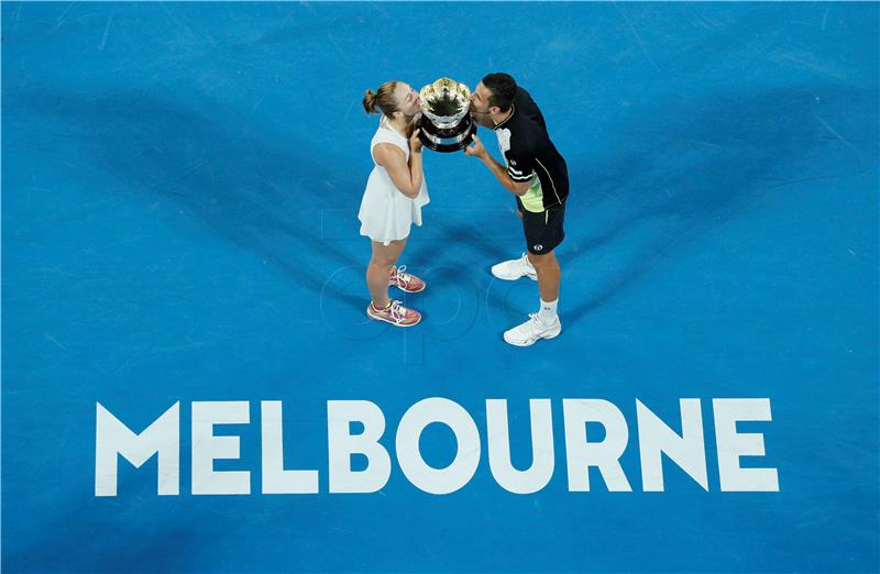 Australian Open: Mati Paviću trofej i u mješovitom paru