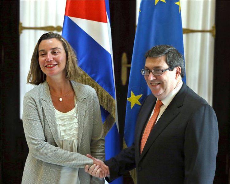 EU i Kuba pozdravili novo razdoblje u odnosima