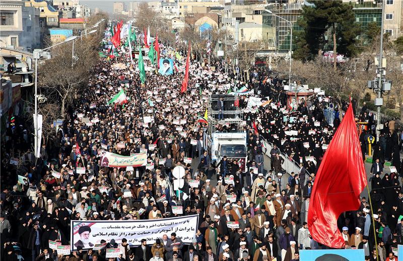 """NASTAVLJENI PROSVJEDI U IRANU : Teheran raspravu u UN-u nazvao """"pljuskom"""" Trumpu"""