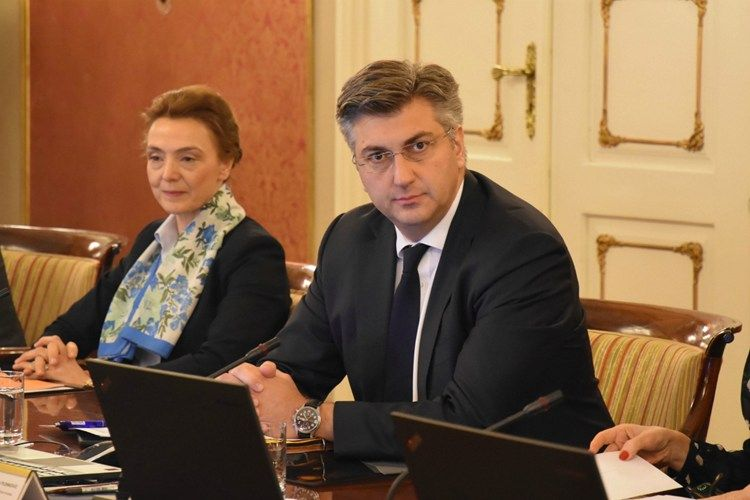 Plenković : Za održivost Uljanika važno je nastaviti proces restrukturiranja i pronalaska strateškog partnera