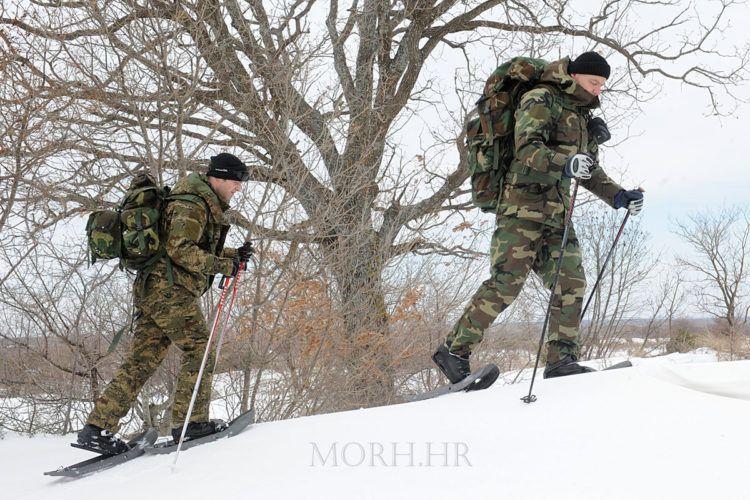MORH : Ekspedicija hodnje s Ivicom Kostelićem na Velebitu