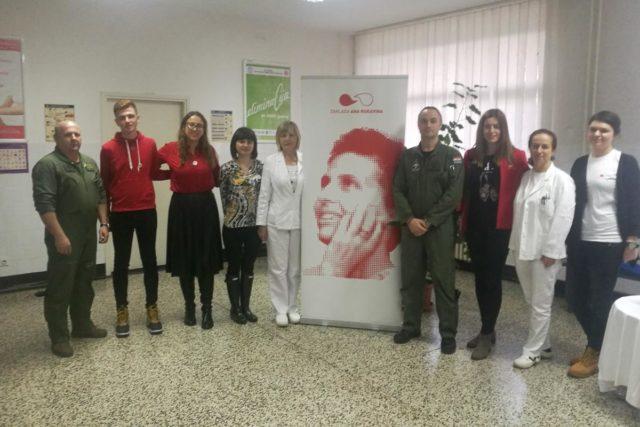 Pripadnici OSRH sudjelovali u akciji Zaklade Ana Rukavina