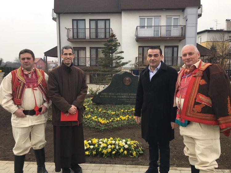 """ZAGREB-BUKOVAC : """"Otvaranje parka Oca Vjenceslava Miheteca"""""""