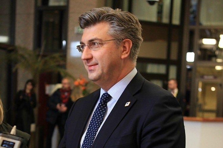 """Plenković: Hrvatska podržava koncept """"spitzenkandidata"""" i povećanje doprinosa u europski proračun"""