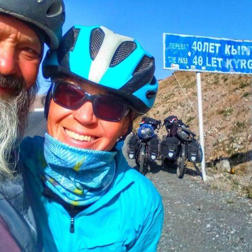 Švicarski par biciklom prešao 17.000 km da vide sina kako se natječe na Olimpijskim igrama